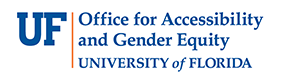 UF Office for Accessibility and Gender Equility
